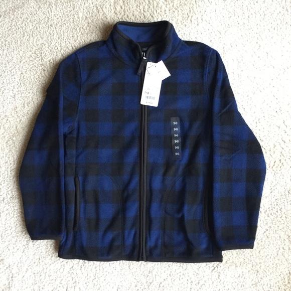 b47b519b Uniqlo Jackets & Coats | Nwt Boys Fleece Jacket | Poshmark